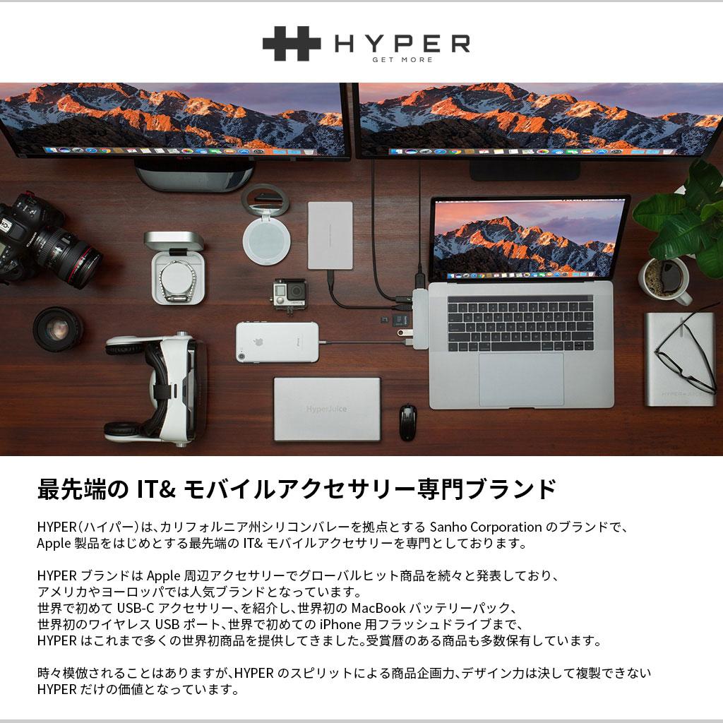 Hyperは海外で先にみとめられています