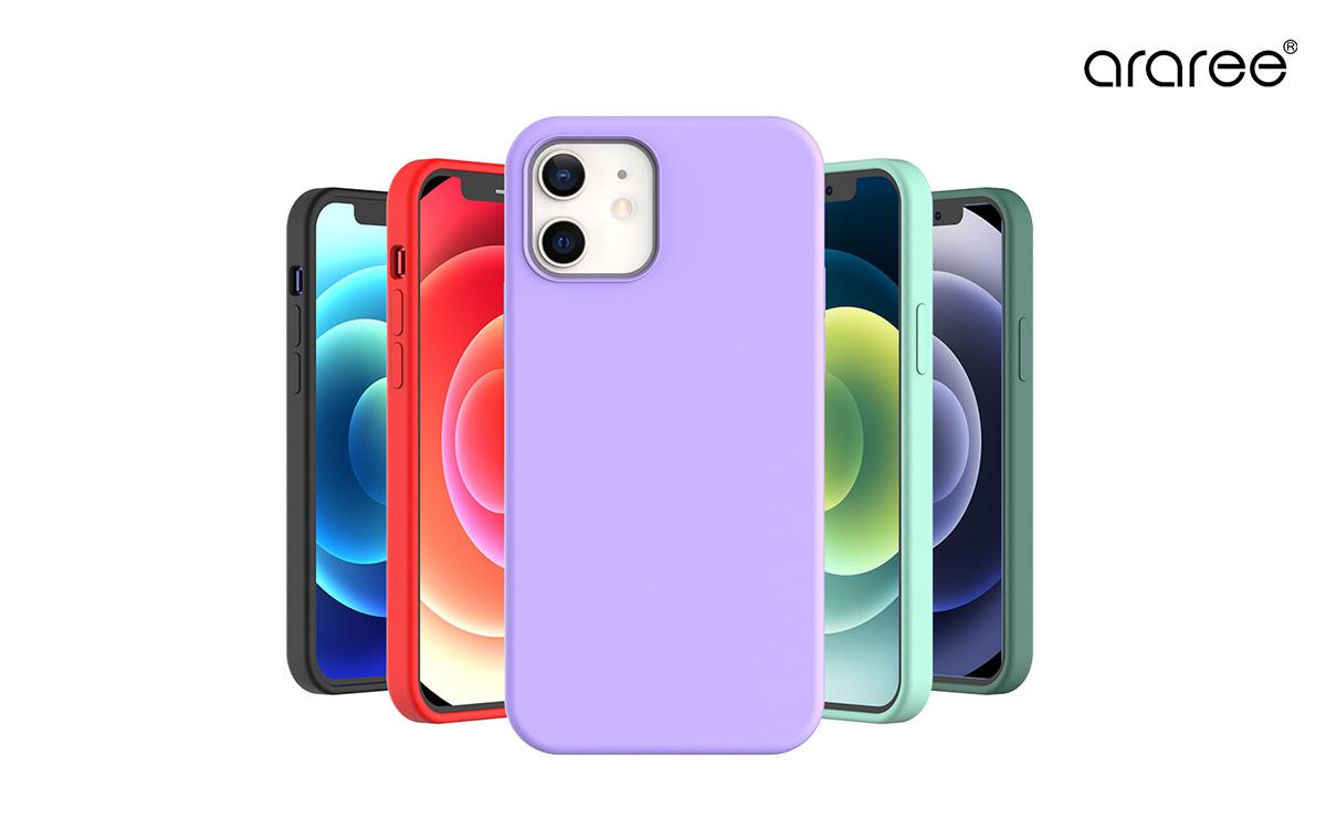iPhone12 パープルに合う!おすすめ最新スマホケース5選【2021年春】