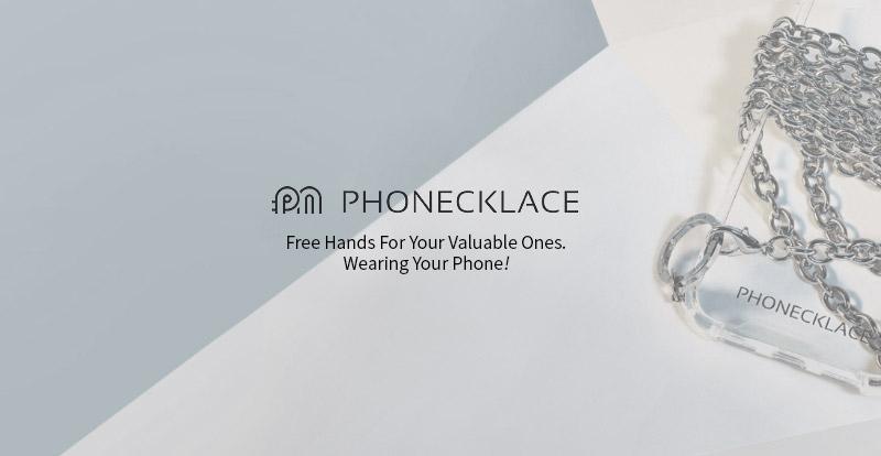 PHONECKLACE ブランド紹介